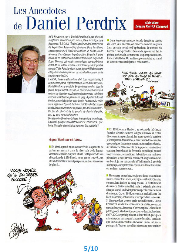 illustration presse Pierrick Chazeaud